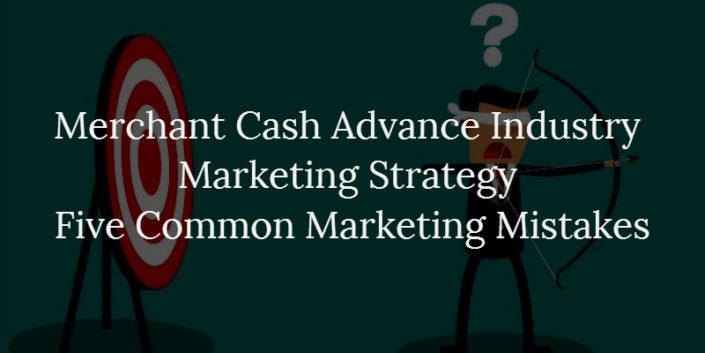 Marketing Strategy Mistakes