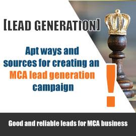 mca lead